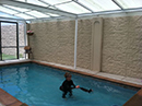 K-9 Motive Therapy Pool Enclosure in Salinas